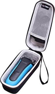 LTGEM Hard Travel Case for Braun Electric Shaver, Series 3 ProSkin 3040s 310s 3010s 340S-4 3050 390CC-4 380S-4 Men's Electric Razor/Electric Foil Shaver
