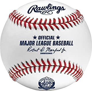 Rawlings Official Los Angeles Dodgers 60th Anniversary Game Baseball - Boxed