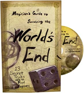 Magic Makers Magician's Guide To Surviving The World's End - Instructional Magic Training Guide