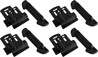 Yakima - RidgeClip Vehicle Attachment Mount for Ridgeline Towers (Set of 4)