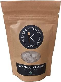 Mothers Kitchen Essentials Organic Rock Sugar Crystals