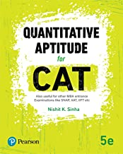 Quantitative Aptitude for CAT, 5e