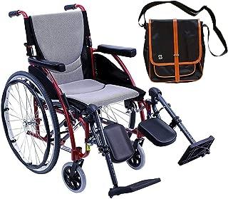 Karman S-Ergo 115 Ultra Lightweight Ergonomic Wheelchair | Seat Size 18