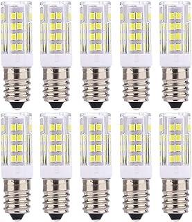 400-440 Lúmenes 3000 / 6000K Color : Blanco cálido-10PCS 40W Igual CA/CC 24 V NANGE Lámpara De Luz De Base 45 ° GU5.3 Bombillas LED MR16 4W
