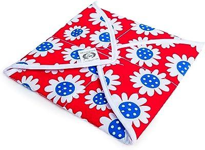 Roti, Tortilla & Breads Covering Cloth - Square Shape Cotton Cloth - Cotton Wrapping Cover