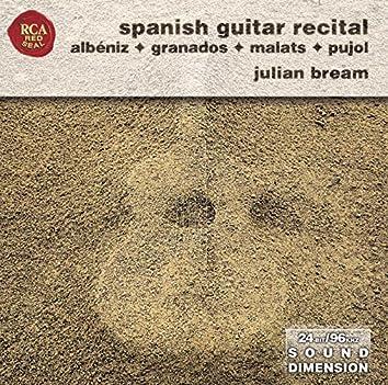 Dimension Vol. 16: Albéniz Et Al Spanish Guitar Recital