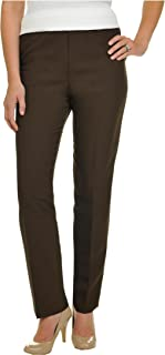 Petite Heather Feathertouch Pull-On Pant