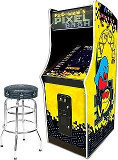 Bandai Namco Amusement America Pac-Man Pixel Bash Coin-Op with 30
