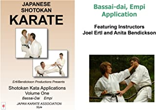 Shotokan Karate Kata Applications, Volume One