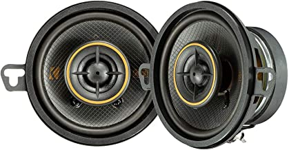 Kicker 47KSC3504 KS Series Car Audio 3.5 Inch Coaxial 15 to 50 Watts RMS Power Factory Replacement Car Audio Sound System ... photo