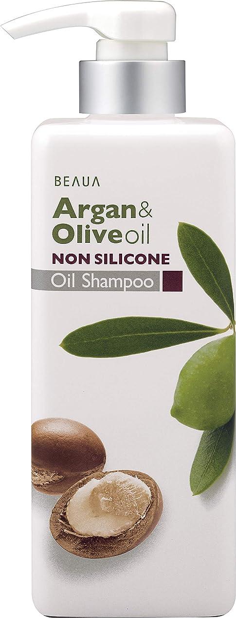 ステートメント恒久的酸化物ビューア アルガン&オリーブオイルシャンプー 550ml