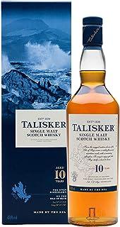 Talisker - Single Malt Scotch - 10 year old Whisky