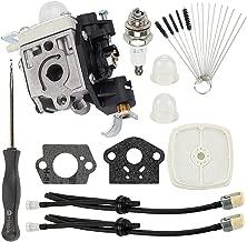 Hayskill PB-250 PB-250LN Carburetor RB-K106 for Echo ES-250 Leaf Blower Carb A021003660 A021003661 w Tune Up Kit Air Fuel Filter