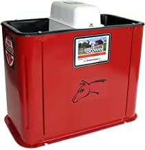 Brower MK32E Super Insulated Electric Heated Livestock Waterer , Red