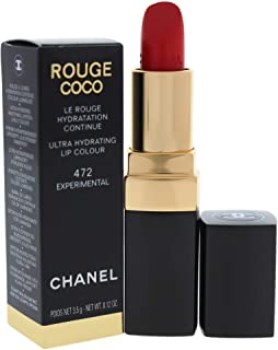 Chanel Looks Otoño/Invierno 2017 Rouge Coco nº 472 experimen tal 3 G