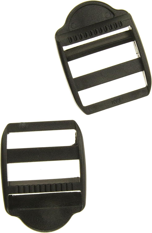 Prym 25 mm Clamping Max 77% OFF Buckles Plastic latest Black