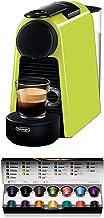 De'Longhi Nespresso Essenza Mini, EN 85,5 L koffiecupmachine, Welkom set met capsules in verschillende smaken, 19 Bar Pomp...