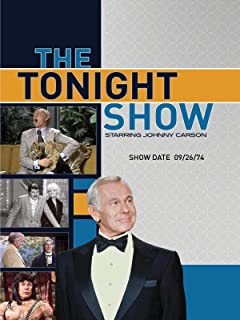 The Tonight Show starring Johnny Carson - Show Date: 09/26/74