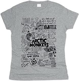 Arctic Monkeys T-Shirt Women