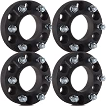 ECCPP replacement parts 6x135 hub centric Wheel Spacer 1.25