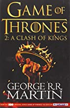 A Clash of Kings: Game of Thrones Season Two (A Song of Ice and Fire) by George R R Martin (29-Mar-2012) Paperback