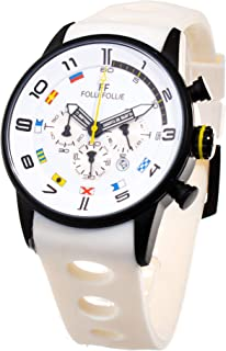 Folli Follie Reloj WT1Y001ZEY Negro