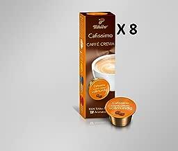 Tchibo Cafissimo Capsulals CAFFE CREMA RICH AROMA