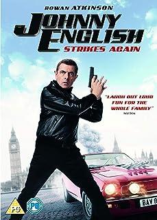 Johnny English 3 [Edizione: Regno Unito] [Italia] [DVD]