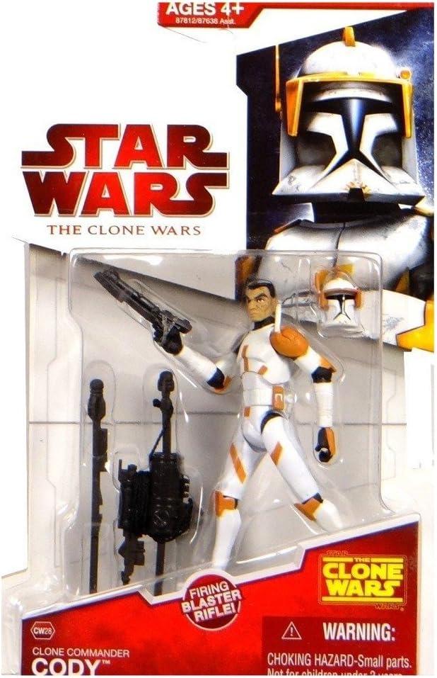 Hasbro Star Wars Clone Commander 33 2020モデル 予約 4 Cody Inch Scale