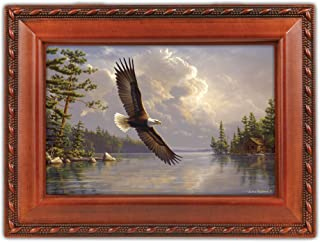 Image of Beautiful Bald Eagle Music Box