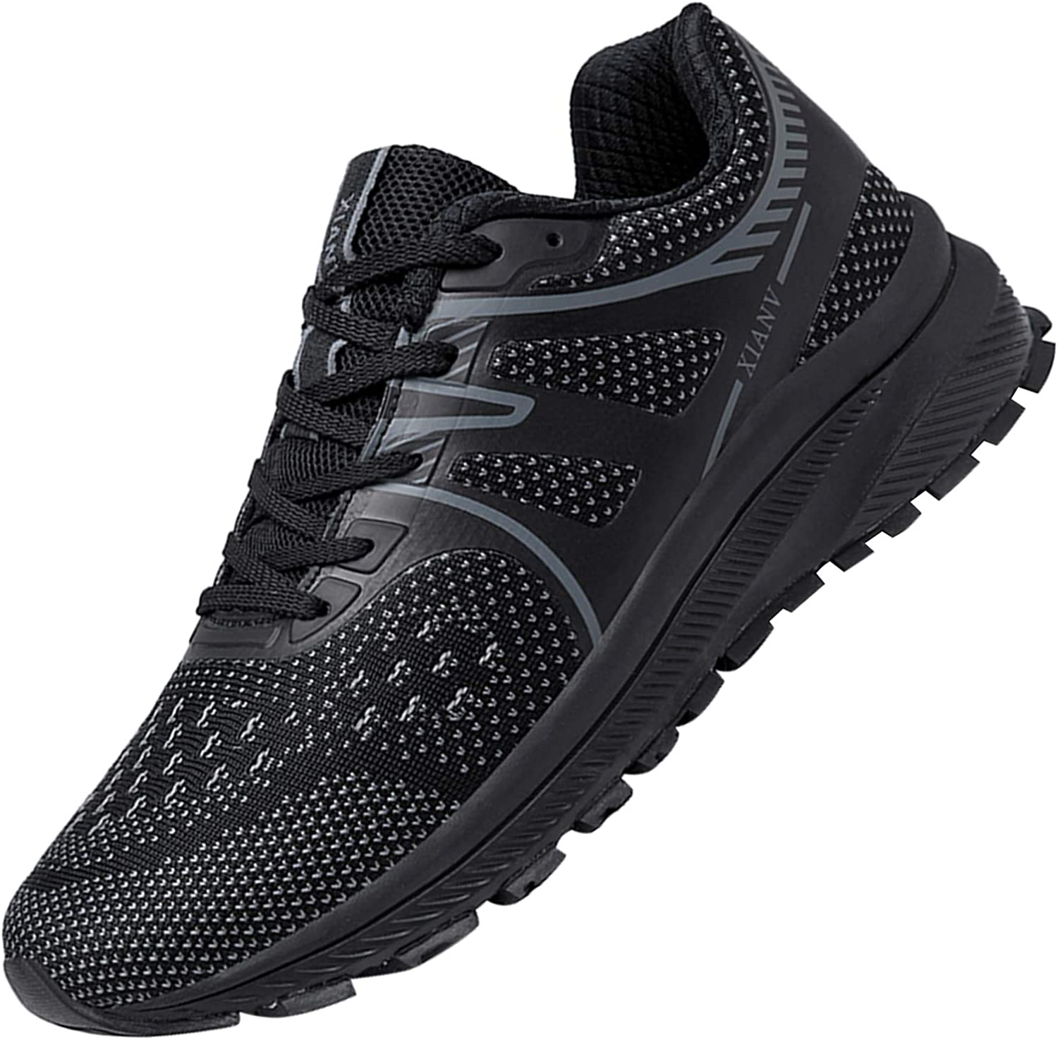 DUORO Walking Shoes for Men Breathable Shoe New Fort Worth Mall arrival Lightweight Running