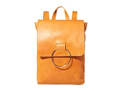 ABLE Fozi Backpack (Cognac) Backpack Bags