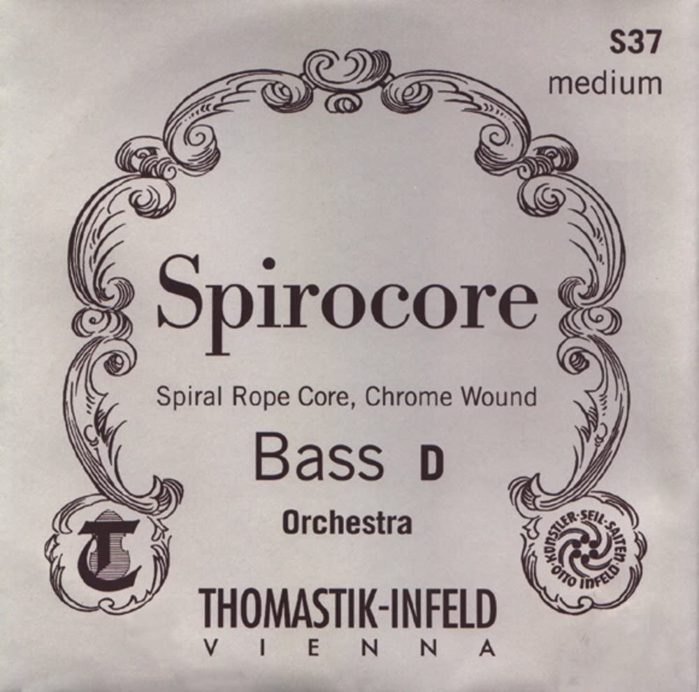 Thomastik-Infeld 3871.5 Spirocore Under blast sales Double Bass Single Selling rankings String F 1