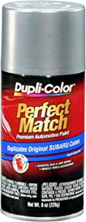 Dupli-Color EBSU13457 Quick Silver Metallic Subaru Perfect Match Automotive Paint - 8 oz. Aerosol