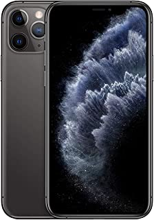 Apple iPhone 11 Pro with FaceTime - 64GB, 4GB RAM, 4G LTE, Space Gray, Single SIM & E-SIM