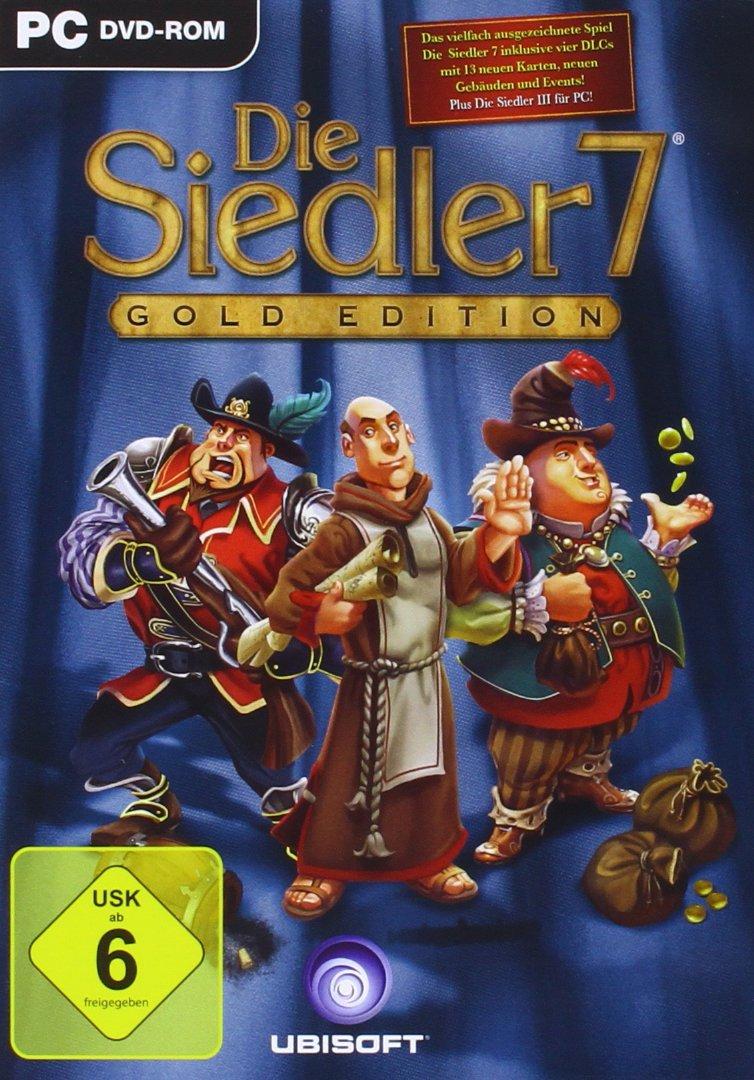 Die Siedler 7 - Gold Edition [Importación alemana]: Amazon.es: Videojuegos
