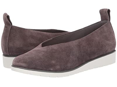 Eileen Fisher Humor (Graphite Suede) Women