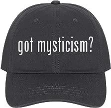 The Town Butler got Mysticism? - A Nice Comfortable Adjustable Dad Hat Cap
