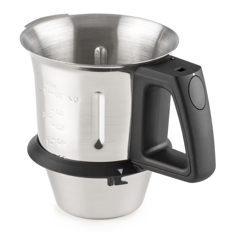 Klarstein Kitchen Hero Recipiente de mezcla accesorio (capacidad 2 ...