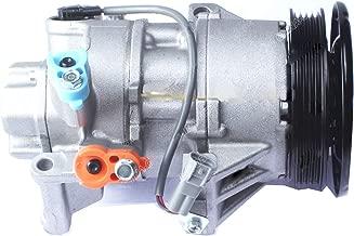 SINOCMP 4PK AC Compressor 447260-1780 Air Compressor New Air Conditioning Compressor AC Compressor Clutch Assy for Toyota Yaris 1.3 Denso 5SER09C, 3 Month Warranty