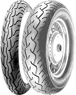Pirelli MT66-Route Front Motorcycle Tire for Kawasaki Vulcan EN500 1990-1996 57S 100//90-19