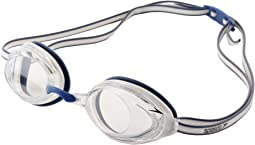 White/Navy/Clear Lens