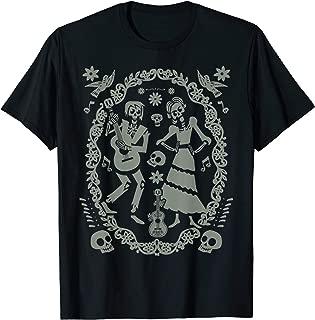 Disney Pixar Coco Dancing Skeletons T-Shirt