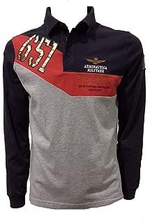 Polo PO1393 90760 Azul Rojo-Gris, Jersey, Hombre, Sudadera, Camiseta, Chaqueta