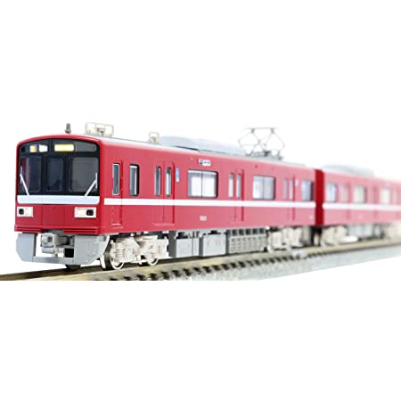 グリーンマックス Nゲージ 京急1500形 更新車・1521編成 4両編成セット 動力付き 30981 鉄道模型 電車