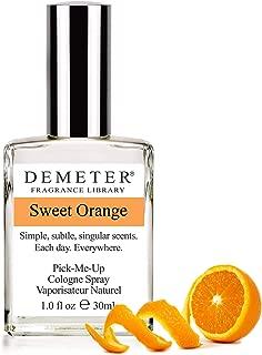 Demeter Unisex Cologne Spray, Sweet Orange, 4 Ounce