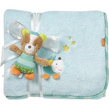 Kuscheldecke //Kuschelige Schmusedecke für Babys und Kleinkinder ab 0 Monaten