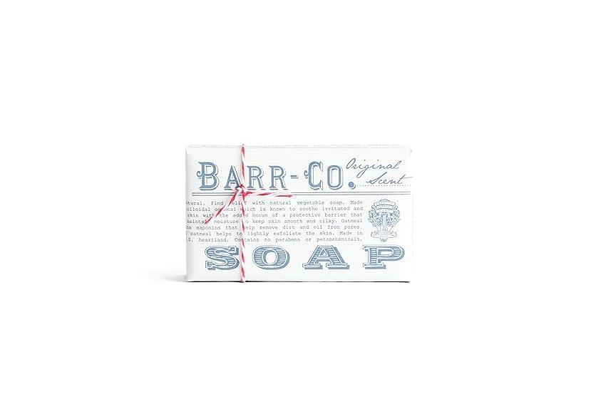 デコラティブ活気づける外部BARR-CO.(バーコー) バーソープ