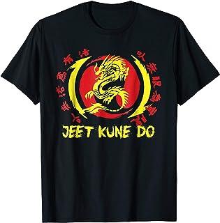 Jeet Kune Do JKD Mixed Martial Arts Dragon MMA TShirt