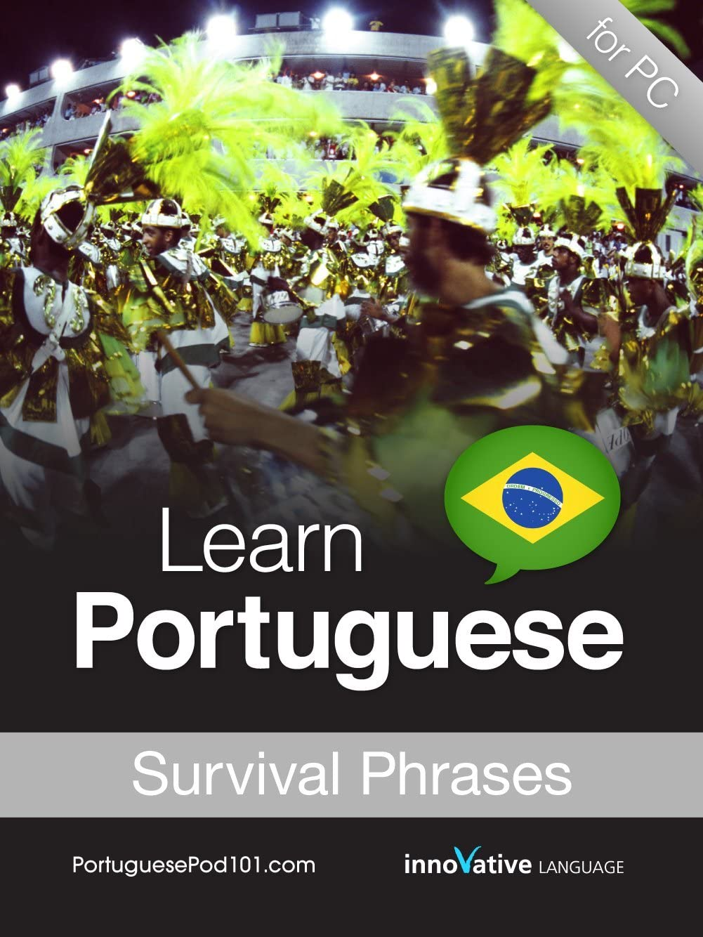 Learn Portuguese Philadelphia Mall - Very popular Survival Phrases Course Audio Download